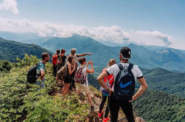 В Сочи разработают экологические стандарты туризма