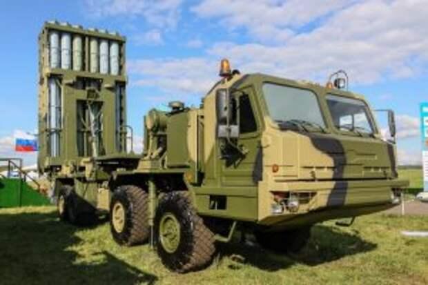 ЗРК С-350