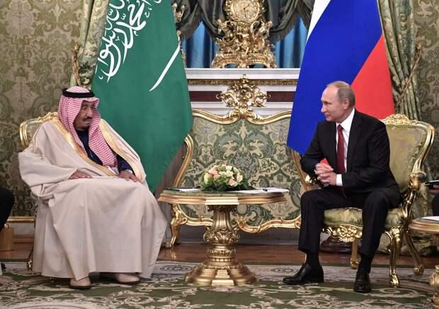 Визит Владимира Путина в Саудовскую Аравию: коммерческие интересы и политические послания