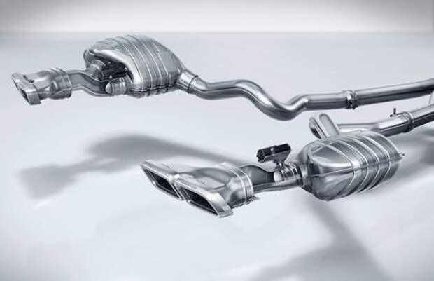 Росстандарт не увидел проблем с экологичностью автомобилей Mercedes-Benz