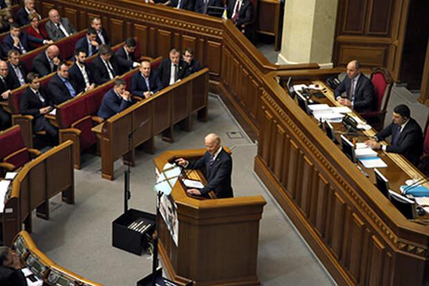 Верховная Рада переименует Россию в Московию, а Украину в Россию