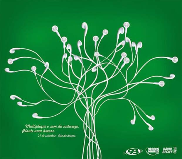 Музыкальный День деревьев