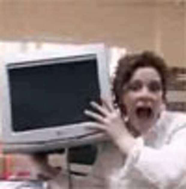 Вирусный ролик от РА «Аффект»: секретарша убивает сисадмина