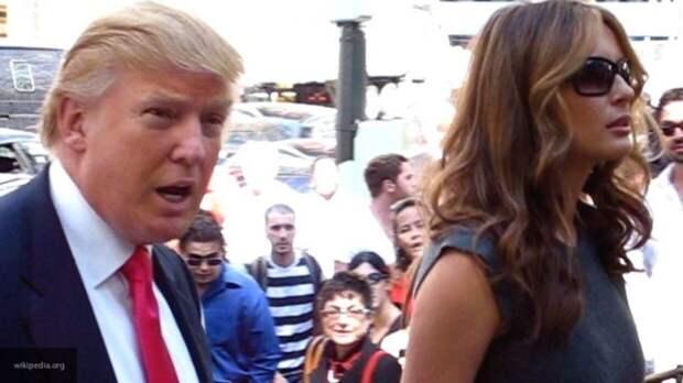 Меланья Трамп считает мужа лучшим выбором для американцев