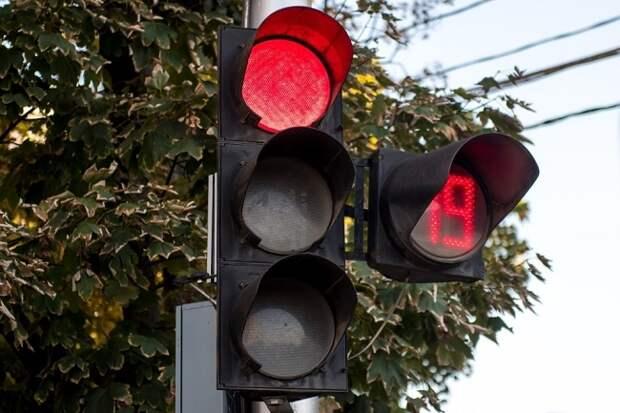 В районе завода Седина в Краснодаре отключили светофоры