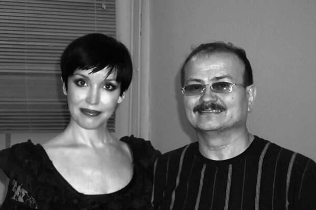 Самохина и второй супруг Дмитрий Коноров
