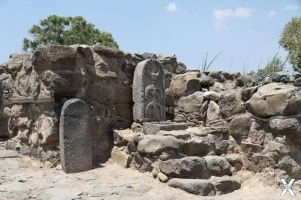 Руины Вифсаиды