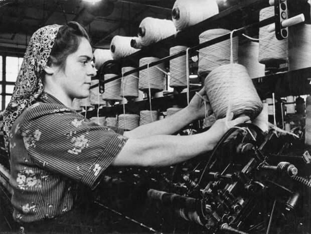 Как выглядели советские женщины 1950-х годов (ФОТО)