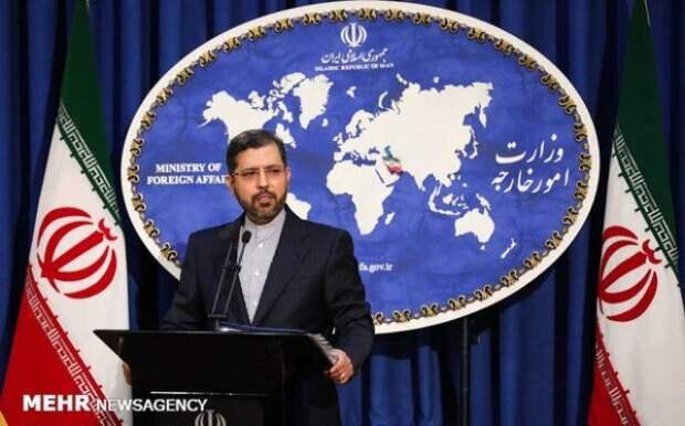 Иран назвал переговоры сСША вВене «идущими вправильном русле»