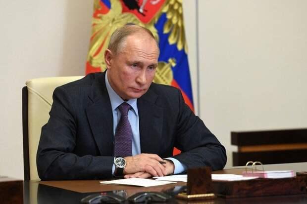 Путин принял участие в переписи населения