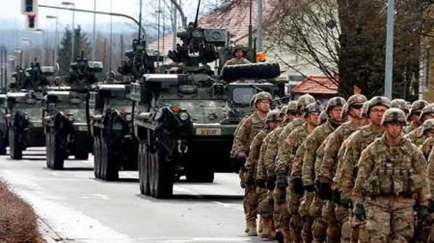 Прибалтика под угрозой: Военные НАТО — разносчики Covid-19