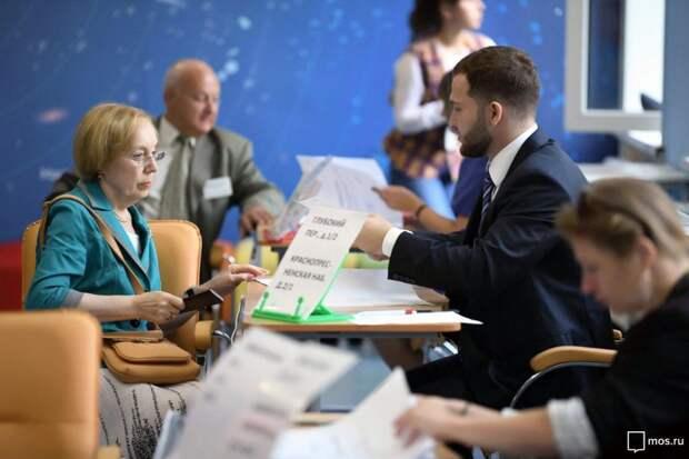 Зарубежные наблюдатели назвали выборы вМоскве честными иоткрытыми. Фото: mos.ru