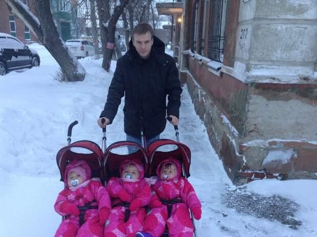 Многодетное счастье: Как одинокий отец шестерых малышей нашел спутницу жизни и Маму своим деткам