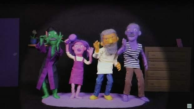 «Потерянное зеркальце»: группа «СБПЧ» выпустила анимационный клип к сказке – видео