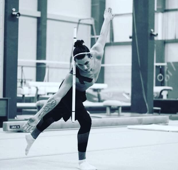 Зачем мужчины идут в художественную гимнастику?