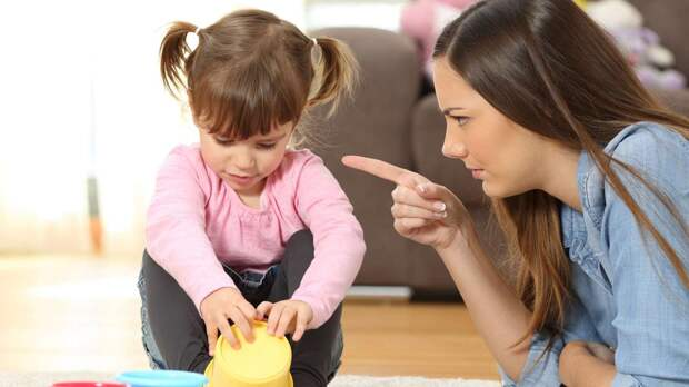 Как правильно наказывать ребёнка: 10 важных правил