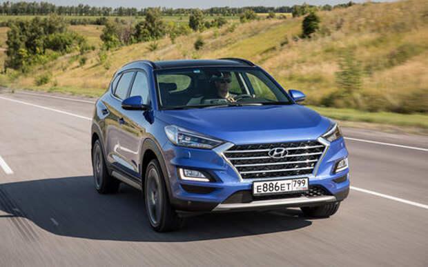 5 поводов задуматься о покупке обновленного Hyundai Tucson