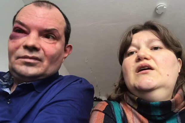 Немецкая полиция избила и отобрала детей у российской пары