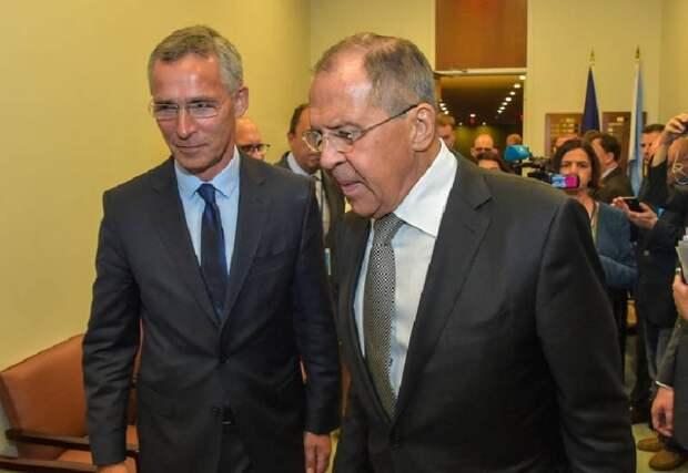 МИД РФ: Россия разорвала все контакты с НАТО по военной линии