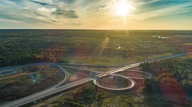 Новую платную трассу от Москвы до Казани построят за 4 года. Цена превышает 500 млрд рублей