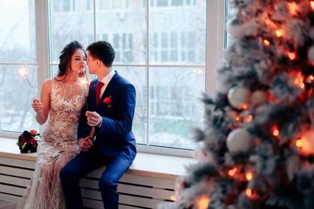 Жители столицы смогут пожениться в Новый год