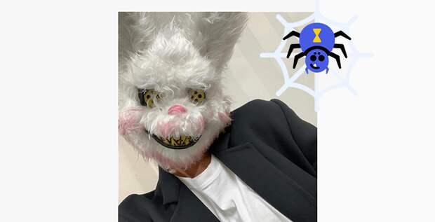 Виктория Бекхем придумала самый страшный костюм на Хеллоуин