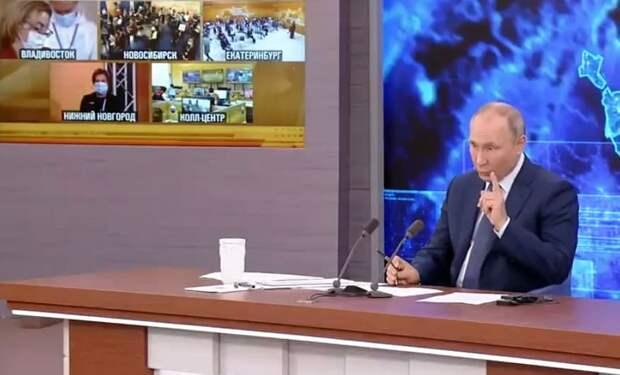 Путин о будущем «Северного потока-2»
