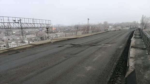 Мэрия Орска выразила обеспокоенность состоянием моста на Гайском шоссе