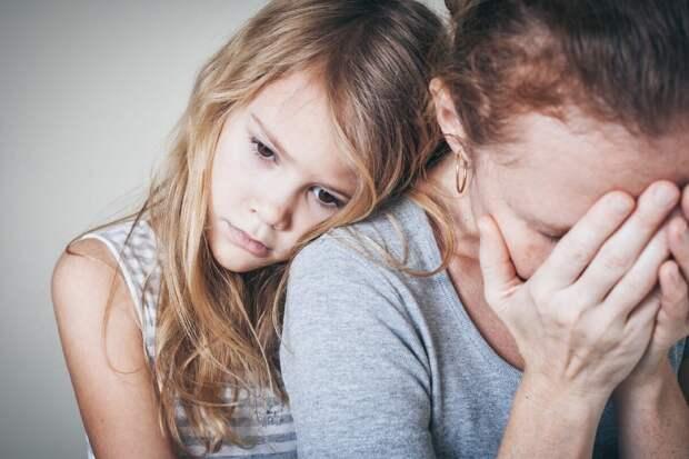 Уместно ли обижаться на ребенка?