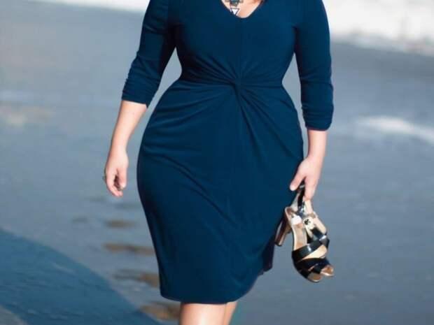 Мода для полных девушек и женщин — осень-зима-весна 2018-2019 года: тенденции, образы, фото. Как подобрать и купить стильный наряд, модный в 2018-2019 году, для полных девушек и женщин в интернет магазинах Ламода, Вайлдберриз, Алиэкспресс: ссылки на каталоги