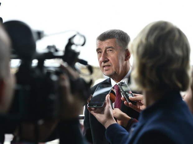 Премьер Чехии: Взрывы на складах во Врбетице организованы российскими агентами