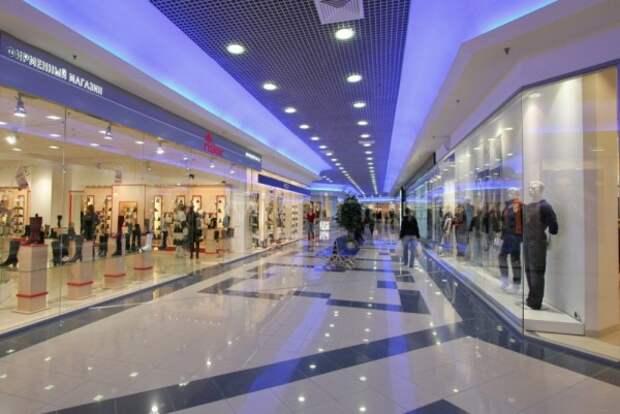 Более 20 торговых центров Крыма не готовы продолжать работу