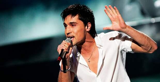 Дима Билан лишился первого места на «Евровидении-2008»