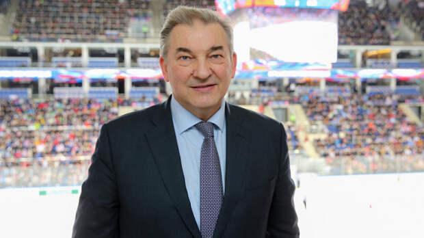 Владислав Третьяк: биография хоккеиста