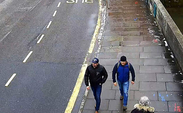 СМИ узнали о «сообщниках» Петрова и Боширова в Чехии