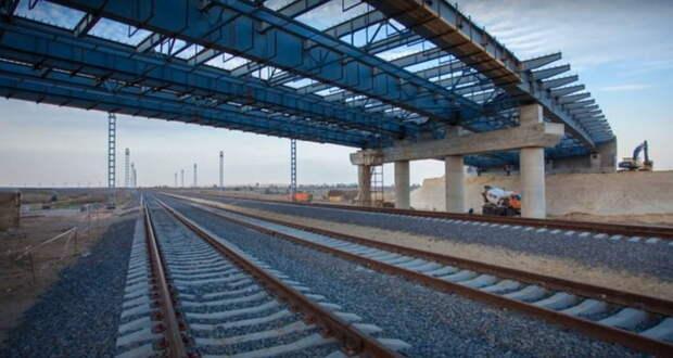 Россия построит новую железную дорогу в Китай