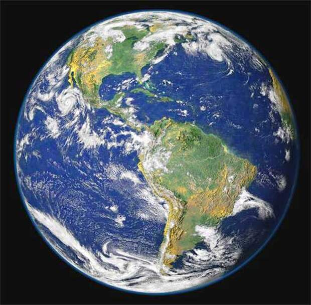 Что уничтожил человек на планете Земля за последние 50 лет?, изображение №1
