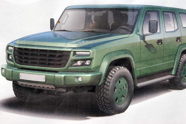 """Новый многоцелевой автомобиль для армии создадут на базе """"Стрелы"""""""