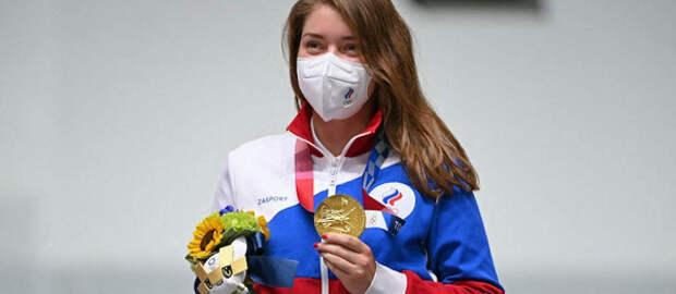 «Нравится эта вселенная», — российская спортсменка рассказала, есть ли магическая сила в её медальоне из «Ведьмака»