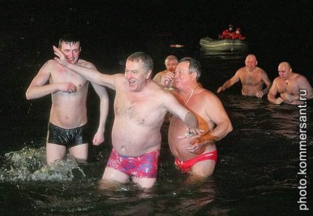 Крещенские купания – наш национальный обычай