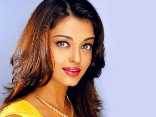 Айшвария Рай - одна из самых высокоплачиваемых актрис индийского кино