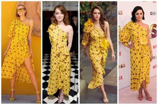 «Мировая безвкусица»: Набирающий популярность тренд в платьях раскритиковали в Сети