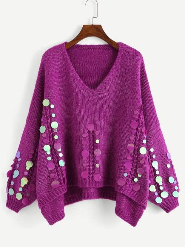 Новогодние свитера (подборка)