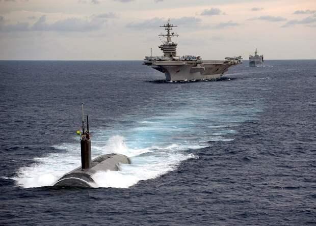 США не готовы к подводной войне с Россией