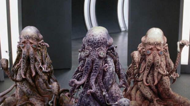 Японский физик считает, что инопланетяне, скорее всего, похожи на осьминогов