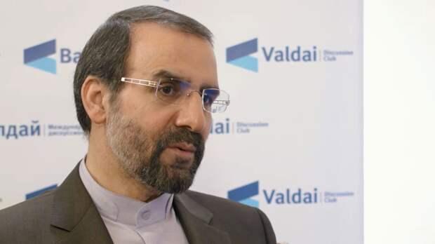Мехди Санаи о причинах враждебности к Ирану