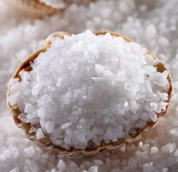 Соль от всех бед спасет