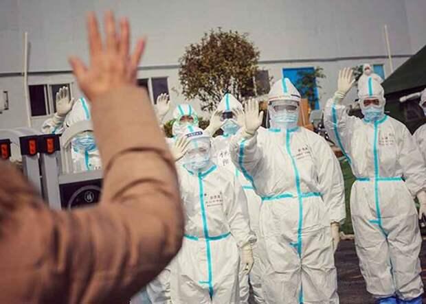 В России коронавирус побороли ещё 9 669 человек
