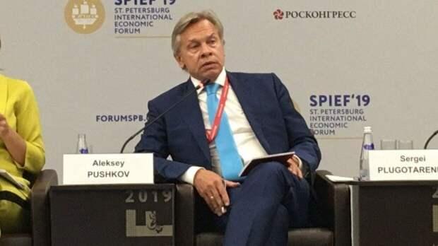 Пушков поставил на место чиновника США после слов о «допуске» РФ в Сирию