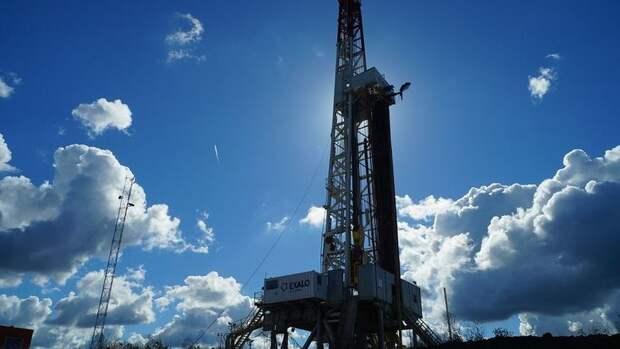 Доисторического минимума упало число нефтегазовых буровых вСША